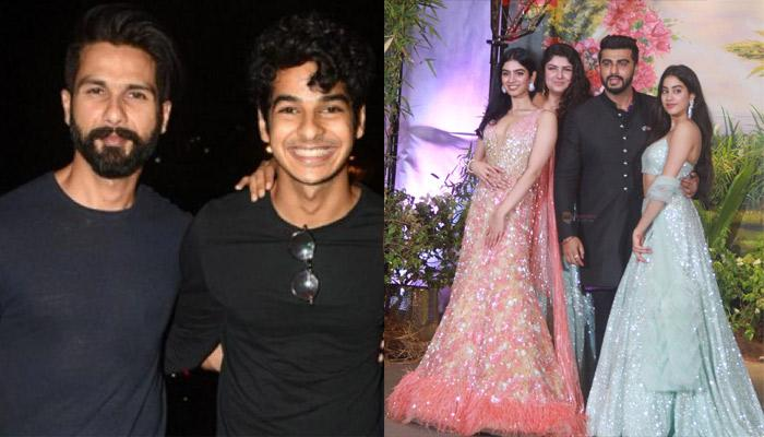 Step-Brothers And Sisters Of Bollywood And The Unusual Relationship They Share With Each Other