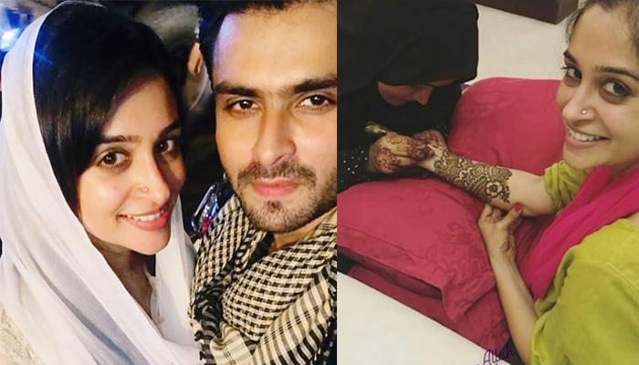Dipika Kakar Has Hidden Hubby Shoaib Ibrahim's Name In Her First Eid Mehendi; Can You Spot It?