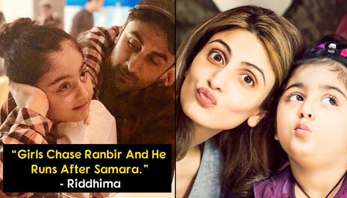 Ranbir's Niece Samara's Videos Will Make You Believe That 'Filmigiri' Runs In Their Blood