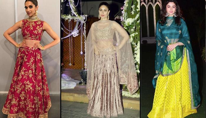 10 Tips For Brides-To-Be To Find Their Perfect Lehenga That Goes Perfect With Their Body