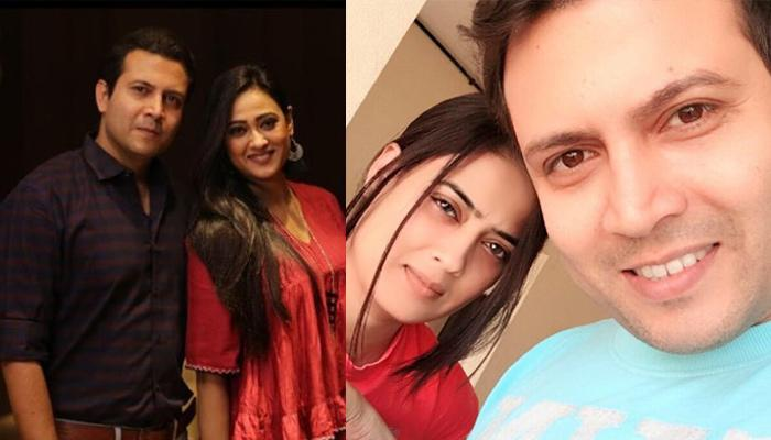 Shweta Tiwari And Abhinav Kohli's Couple-Entry At Gold Awards Puts An End To All 'Trouble' Rumours