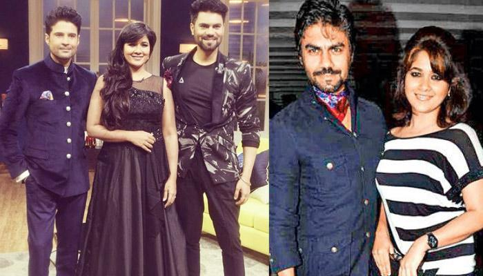 Ex-Couple Narayani Shastri And Gaurav Chopra Dance On A Romantic Number, Video Inside!