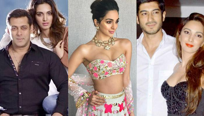 Kiara Advani Is Salman's First Girlfriend's Niece And Dated Sonam's Brother Once