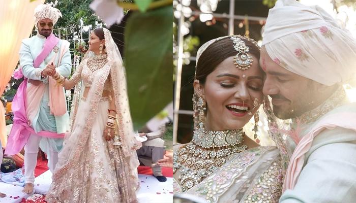 Unseen Picture Of Rubina And Abhinav From Their Wedding, Shared By Their Official Photographer