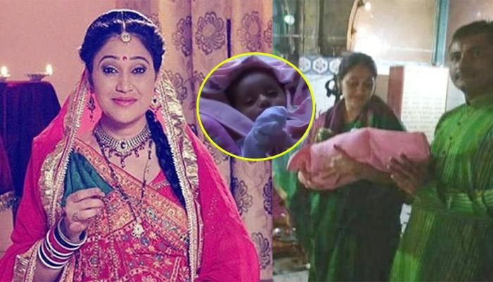 Disha Vakani Finally Shares The 1st Complete Picture Of Her 7-Month-Old Baby Girl, Stuti
