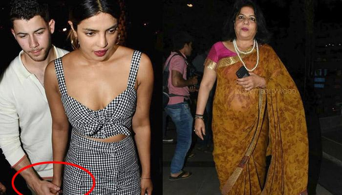 Mom Madhu Chopra Meets Priyanka Chopra's Rumoured BF Nick Jonas, Joins Them For Dinner