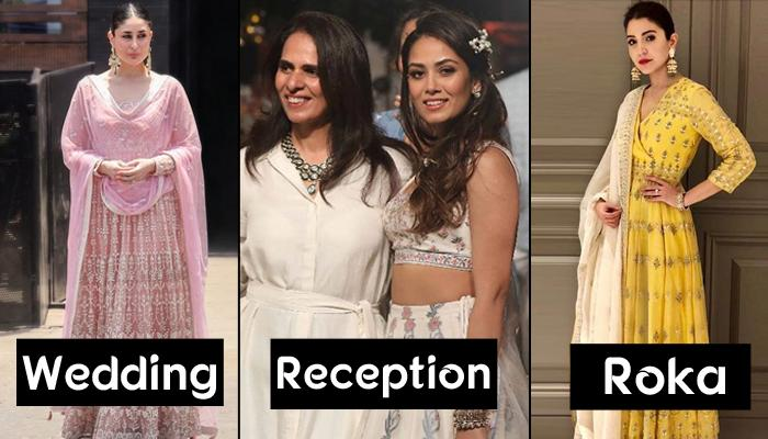 Dear Brides-To-Be, Slay In Designer Anita Dongre Creations Just Like Your Favourite B-Town Divas!