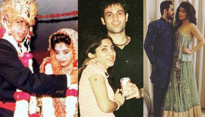 Megastars Of Bollywood Who Got Married In Their 20's And Continue To Rule The Industry