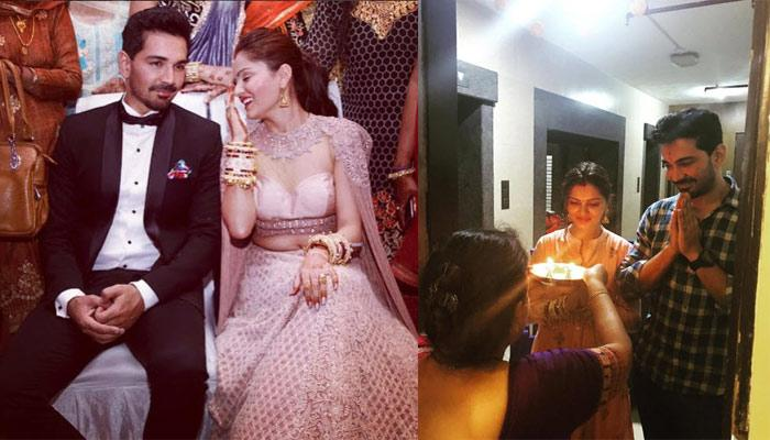 Abhinav Shukla Surprised Rubina Dilaik During Their 'Griha Pravesh', Fulfilled Her Secret Desire