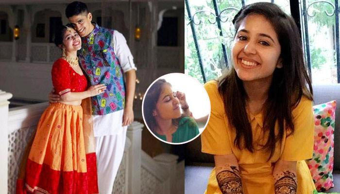 Shweta Tripathi Is Dancing With Joy On Her Own 'Haldi' Ceremony, Bridal Glow Is Quite Evident