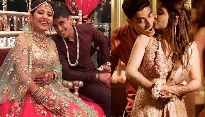 Famous Bollywood Actress Shweta Tripathi Marries Rapper-BF Chaitnya Sharma, Pics Inside!