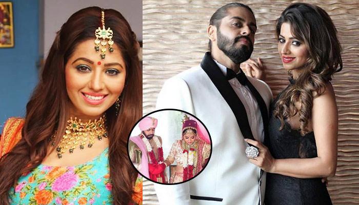 'Sasural Genda Phool' Fame Ridheema Tiwari Marries Actor Jaskaran Singh, Her Chooda Is Unique
