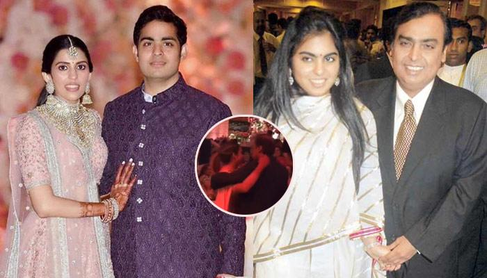Akash Ambani Shloka Mehta Engagement Here S Nita Ambani – Fondos de