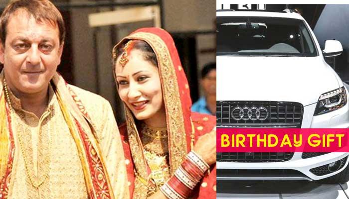 On Sanjay Dutt's First Birthday After He Was Released From Jail, Manyata Gifted Him This Luxury Car