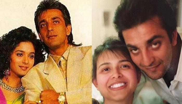 Sanjay Dutt Had An Affair With Madhuri Dixit When His First Wife Richa Was Battling With Tumour