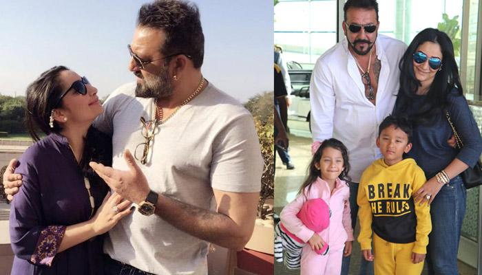 Sanjay Dutt And Maanyata Dutt's Love Story Is Magical, Redefines The True Meaning Of Marriage