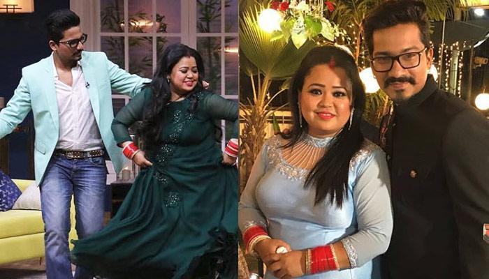 Haarsh Limbachiya Has Planned B'Day Surprise For Bharti Singh, She Prefers A Quiet Evening With Him