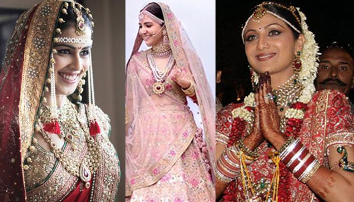 9 Bollywood Actresses Whose Wedding Outfit Had One Of The Most Expensive Price Tags