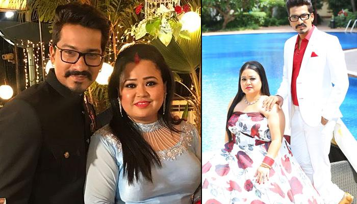 Haarsh Limbachiyaa Wish His World, His Wife Bharti Singh On Her 34th Birthday With A Special Wish