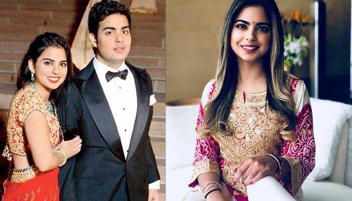 'Bhai' Akash Ambani's Emotional Speech For Twin Sister, Isha Ambani At Her Engagement Bash