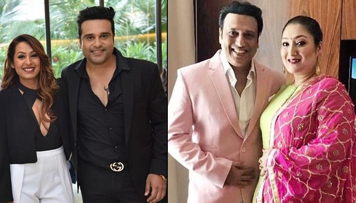 Krushna Abhishek Believes His Wife Kashmera Shah Is At Fault, Must Apologise To Govinda And Sunita