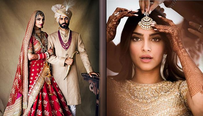 Unseen Pics Of Sonam Kapoor And Anand Ahuja From Their Wedding Album Look Straight Out Of Fairy Tale