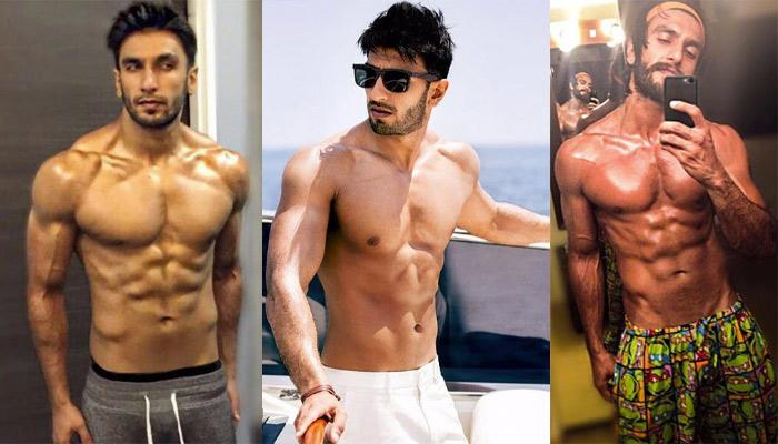 Ranveer Singh Shares His Fitness Secrets And Also Reveals The Inspiration Behind His Fit Body