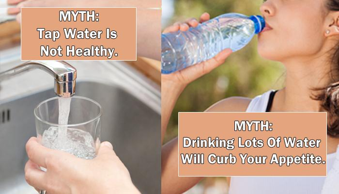 11 Most Popular Myths And Facts About Drinking Water And Hydration