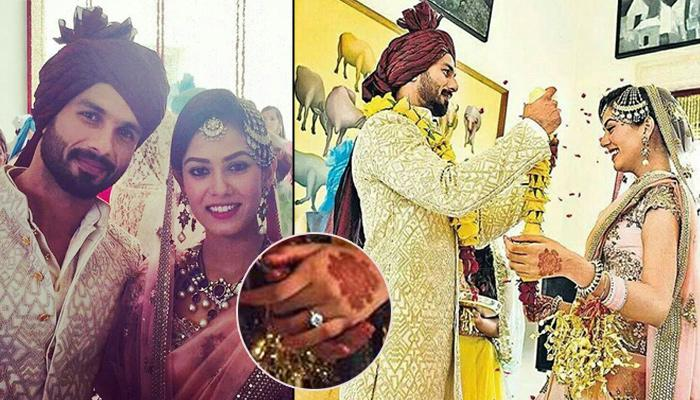 Shahid Kapoor And Mira Rajput Complete 3 Years Of Marital Bliss, Here's Their Complete Wedding Album