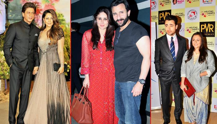 10 Bollywood Khans Who Married Outside Their Religion And Are Proud Husbands Of Gorgeous Hindu Wives
