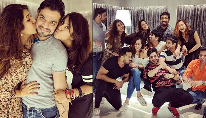 First Time After Miscarriage, Ankita Bhargava Stepped Out With Husband Karan Patel And Friends