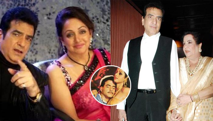 Women In Jeetendra's Life: Once He Almost Got Married To Hema Malini, Also Had A Fling With Sridevi