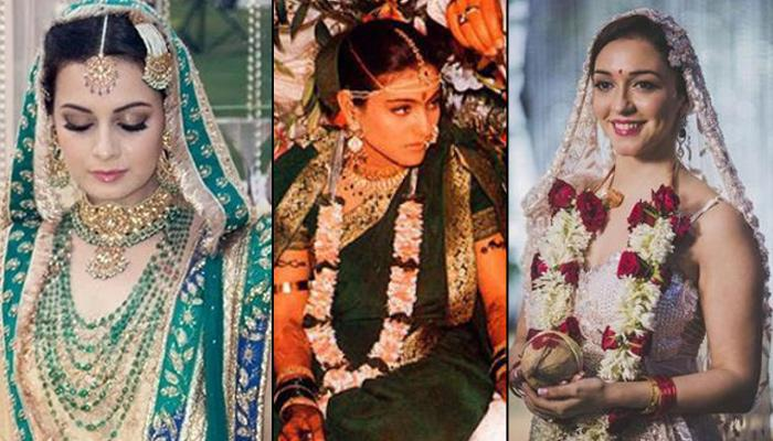 15 Bollywood Actresses Who Chose To Sport The Minimum At Their Wedding And Looked Beautiful