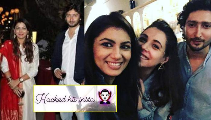 'Kumkum Bhagya' Fame Sriti Jha And Rumoured BF Kunal Karan Kapoor Hacked Each Other's Insta Profile?