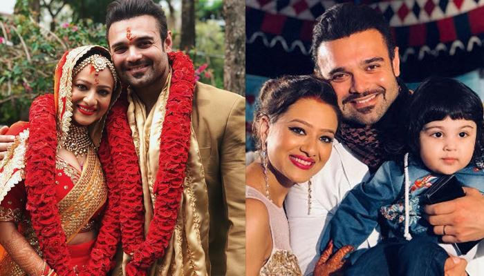 Mahaakshay Chakraborty And Madalsa Sharma's Wedding Reception Pictures Will Keep You Asking For More