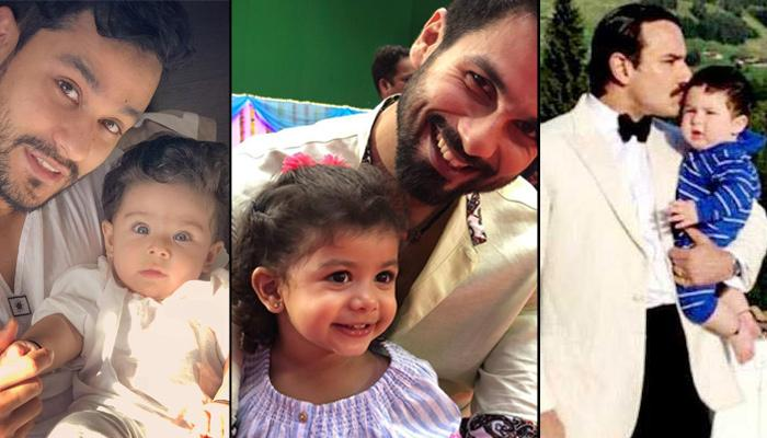 8 Bollywood Celebrities Who Took Paternity Leave To Share Responsibility And Take Care Of Their Baby