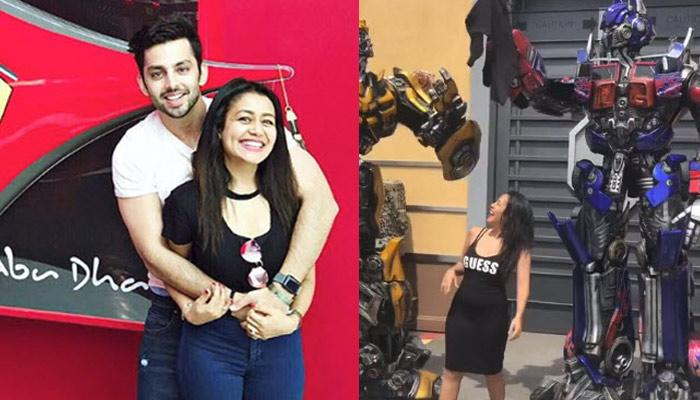 Neha Kakkar And Himansh Kohli Are Vacationing In California After A Huge Fight On Social Media