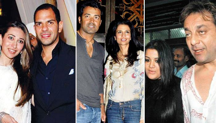 6 Famous Bollywood Celebrity Couples Who Went To Courts For The Custody Of Their Children