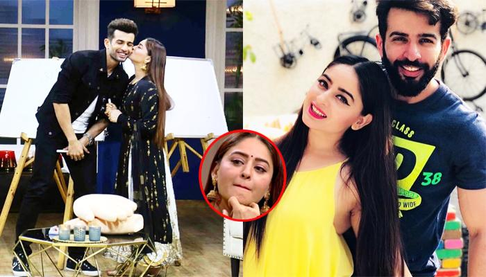 Jay Bhanushali Promises Babies To Wife Mahhi Vij On 'JuzzBaatt', Check Out Her Reaction