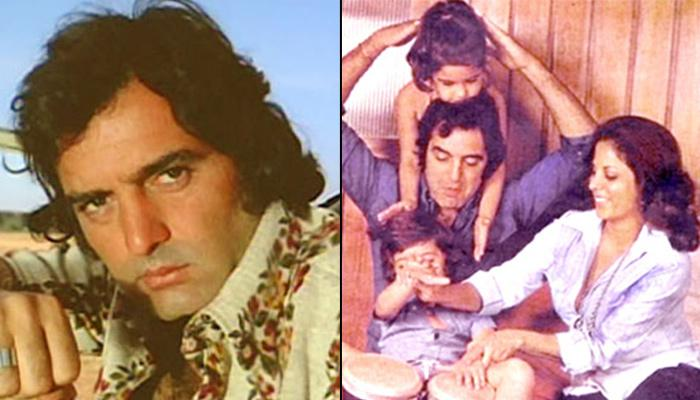 Feroz Khan Married A Single Mother, Left Her And Children For An Air Hostess But Never Married Her