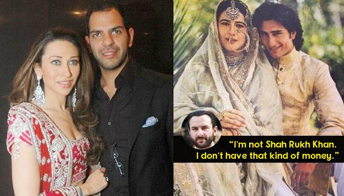 Most Expensive Divorces Of Bollywood That Made Celeb Husbands Almost Bankrupt