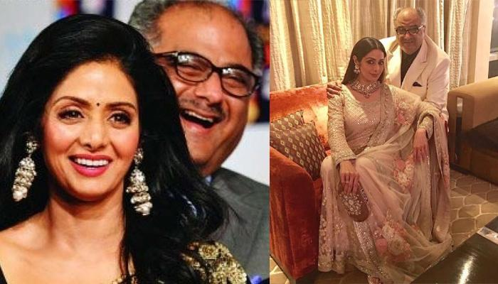 Boney Kapoor Fulfilled Sridevi's 25-Year-Old Wish To Return To Haridwar, This Is How