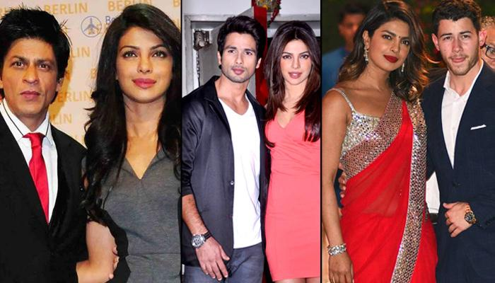Men In Priyanka Chopra's Life: Wives Of Two Married Actors Stopped Them From Working With Her