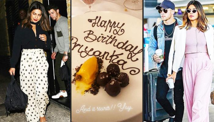 Priyanka Chopra Goes On A Dinner Date With Alleged Boyfriend, Nick Jonas On Her 36th Birthday