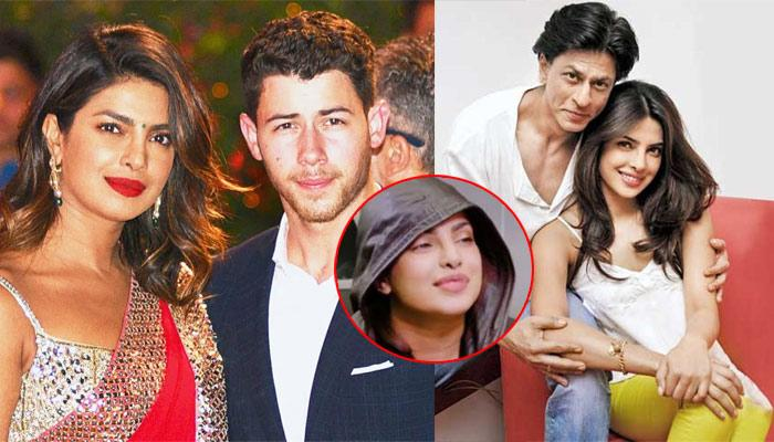 In Love With Nick Now, Priyanka Chopra Was Once Dating Shah Rukh Khan, Confirmed Her Affair On TV