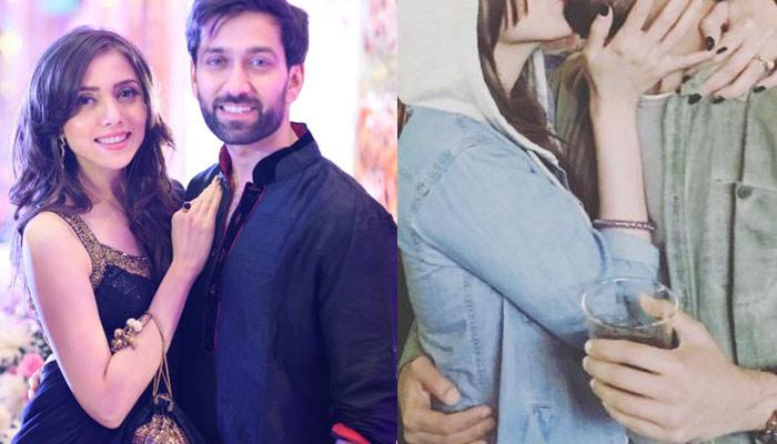 Married For 6 Yrs, Jankee Parekh Shares A Passionate Lip-lock Picture With Nakuul Mehta
