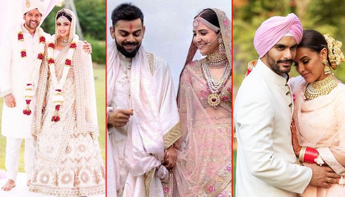 26 Bollywood Celebrity Couples Who Had Low-Key Weddings Away From Media And Fans