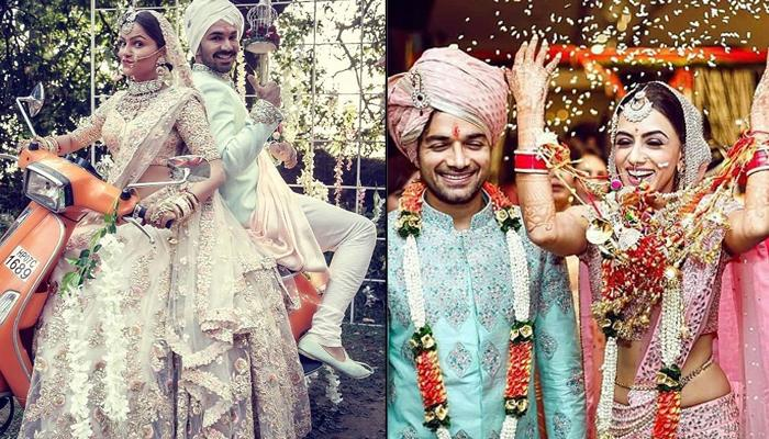 16 Gorgeous TV And Bollywood Celebrity Wedding Trailers That Will Make Your Heart Skip A Beat