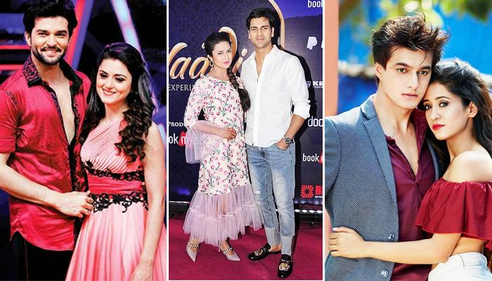 33 Indian Television Celebrity Couples Who Fell In Love While Working Together