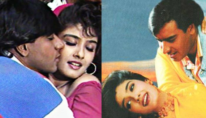 Throwback Interview Of Ajay Devgn Snapping Back At Raveena Tandon For Lying, Denies Falling For Her